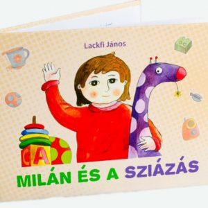 Milán és a sziázás - Lackfi János