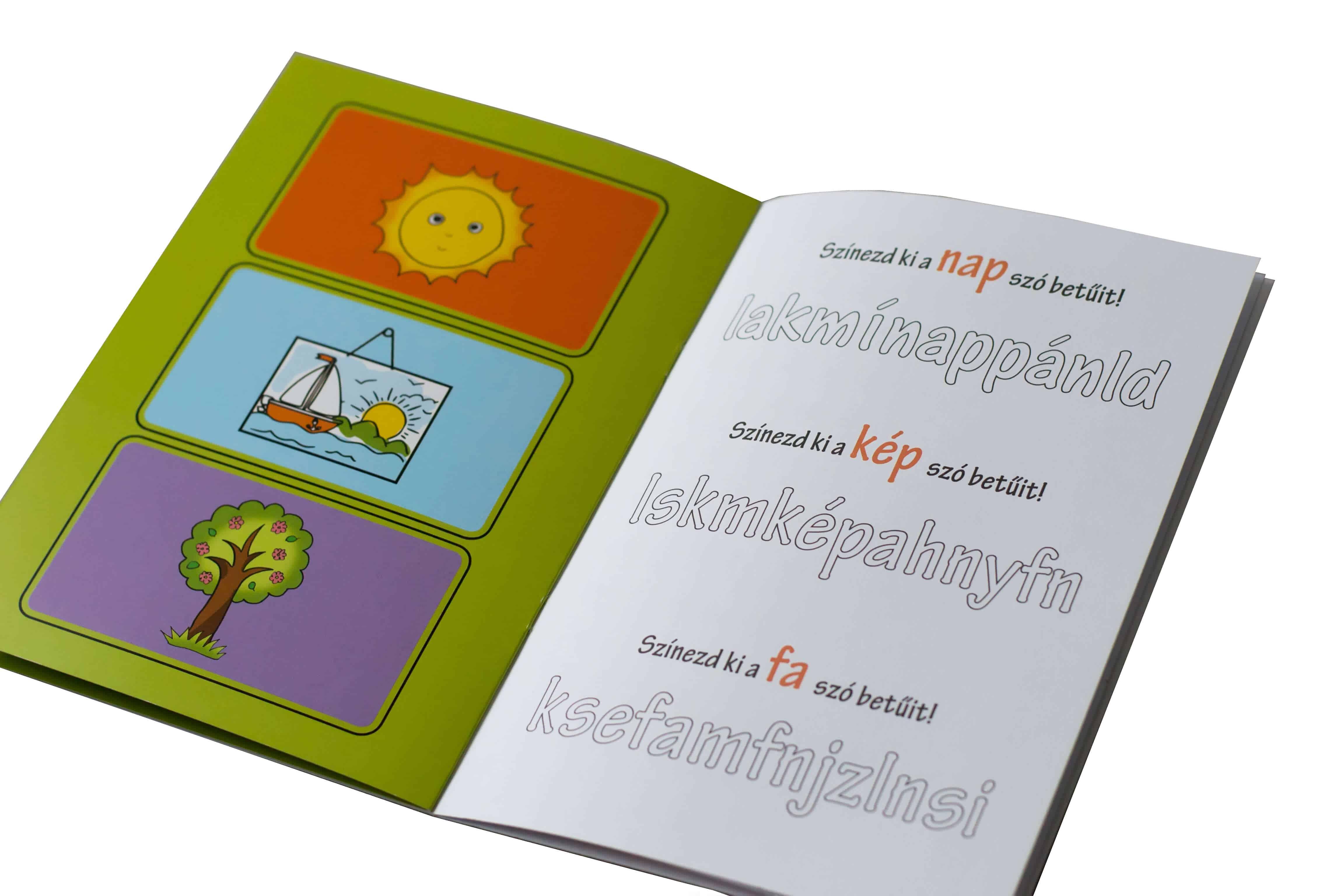 foglalkoztató szókártyák