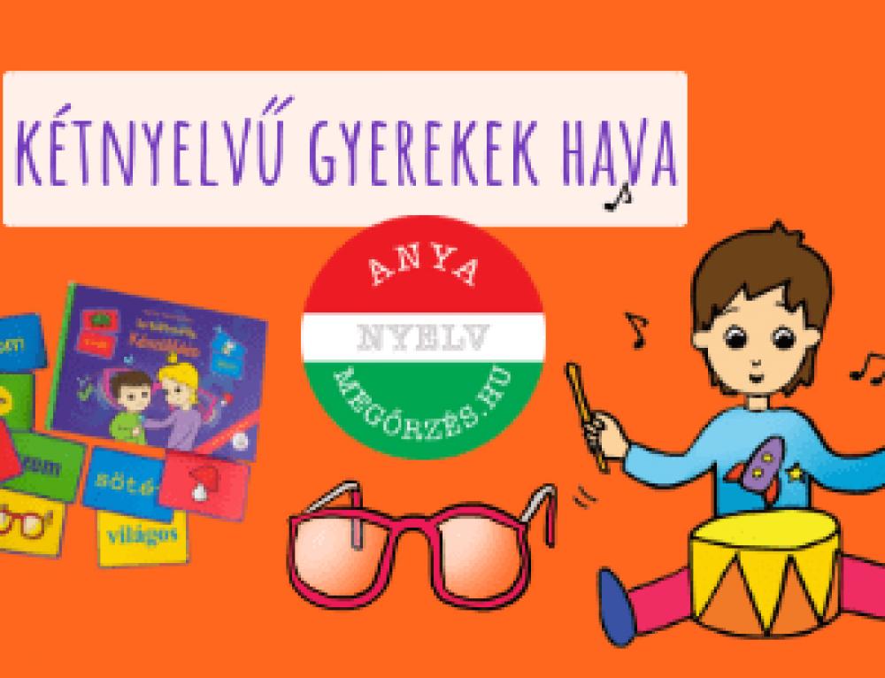 Október – a kétnyelvű gyermekek hónapja