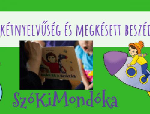 Kétnyelvű gyerekek és a megkésett beszédfejlődés