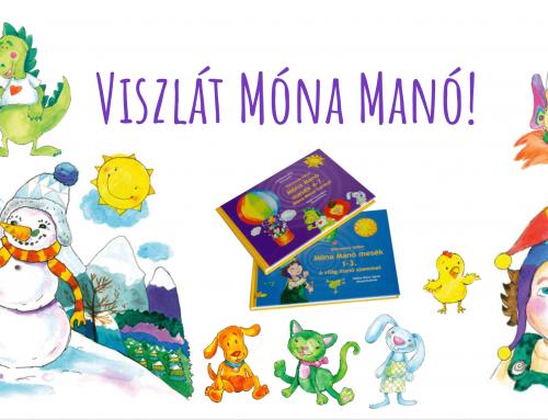 Móna Manó mesék
