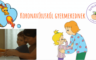 Hogyan beszélj a koronavírusról gyermekednek?