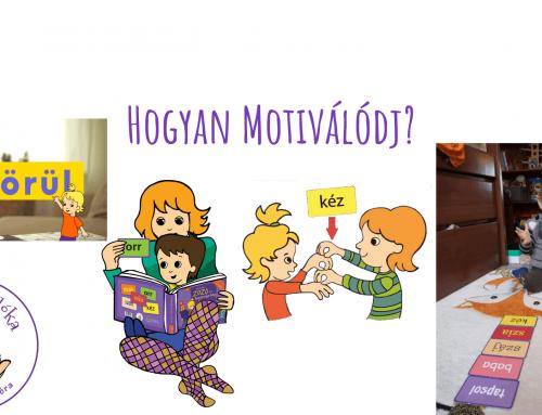 Honnan jön a motiváció gyermeked rendszeres foglalkoztatására?