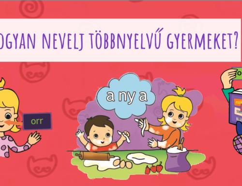 Hogyan nevelj két- vagy többnyelvű gyermeket?