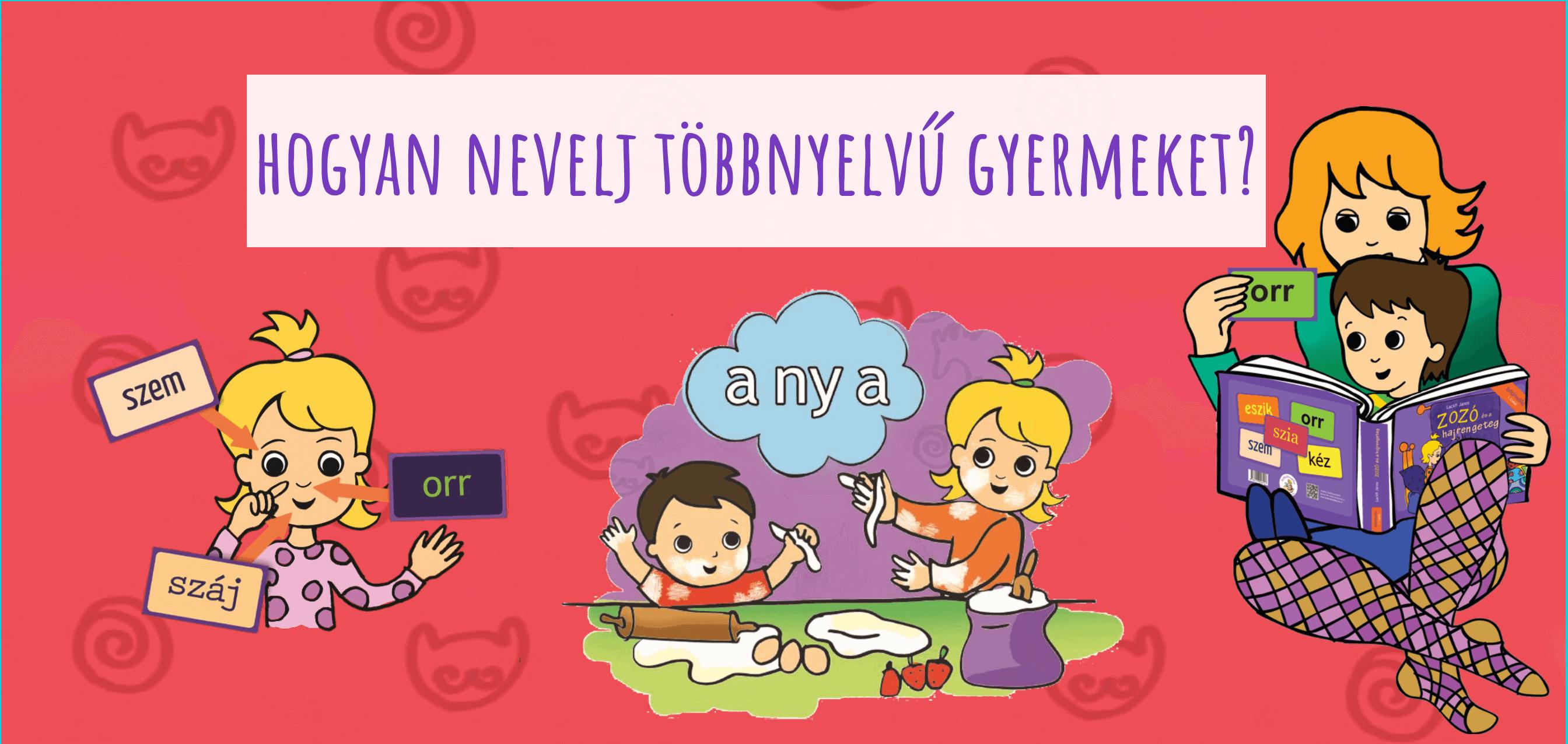 többnyelvű gyereknevelés