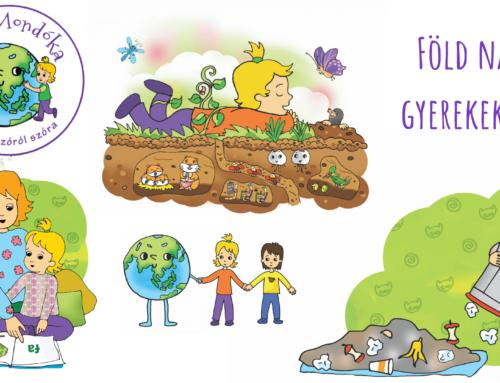 Hogyan ünnepeld a Föld napját gyerekekkel?