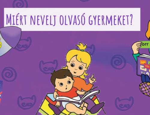 Miért nevelj olvasó gyermeket?
