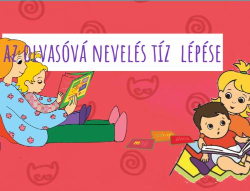 Az olvasóvá nevelés tíz lépése
